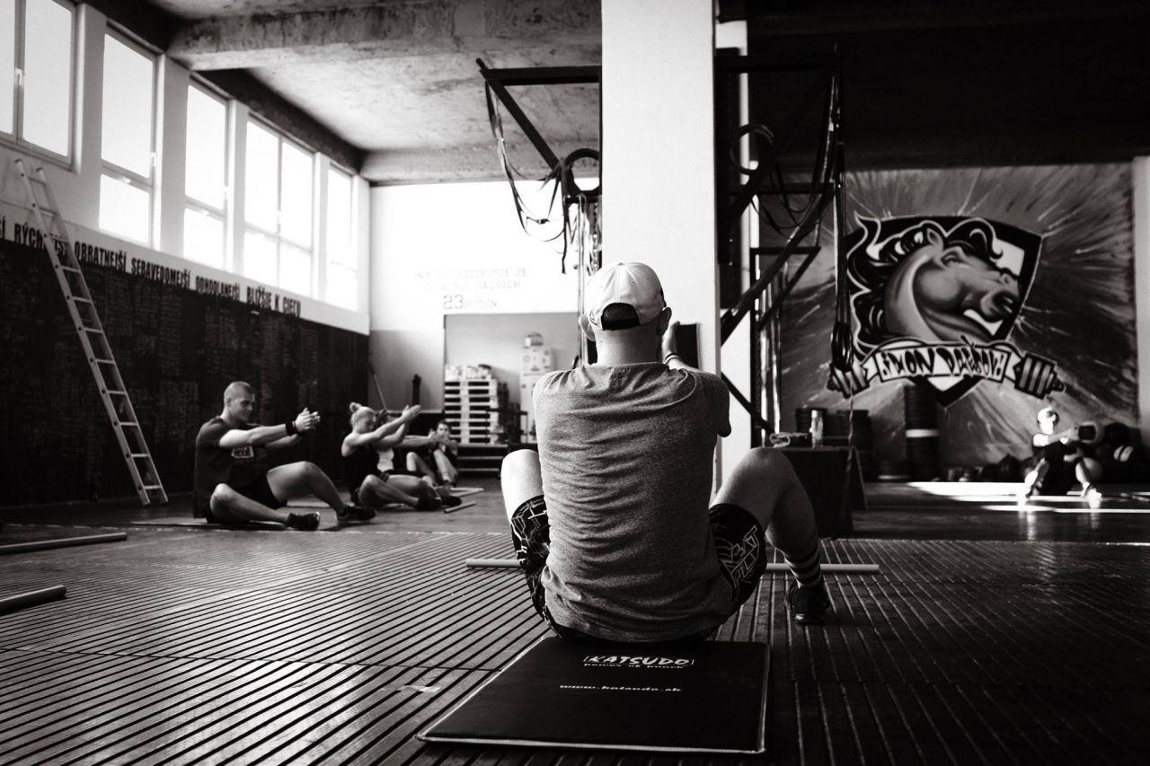 Rebel's Gym